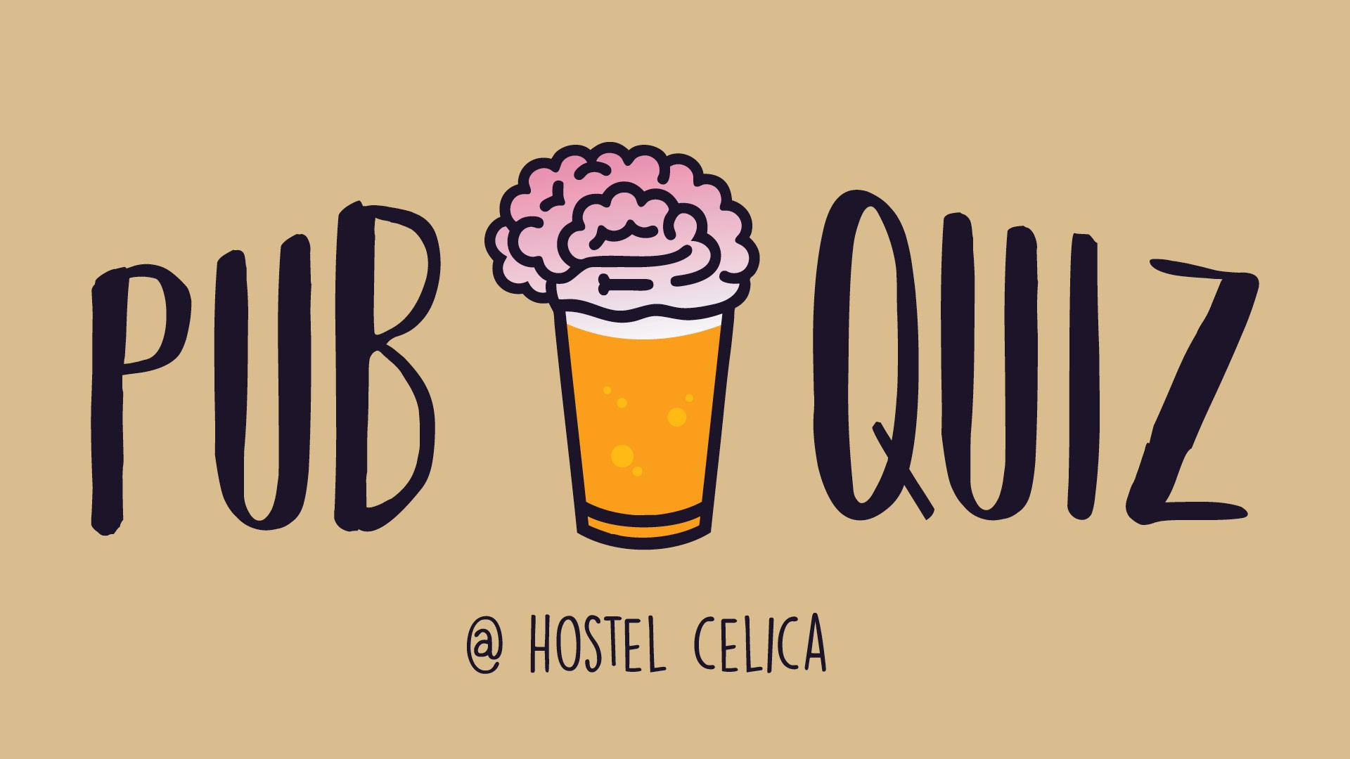 Pub quiz | Celica